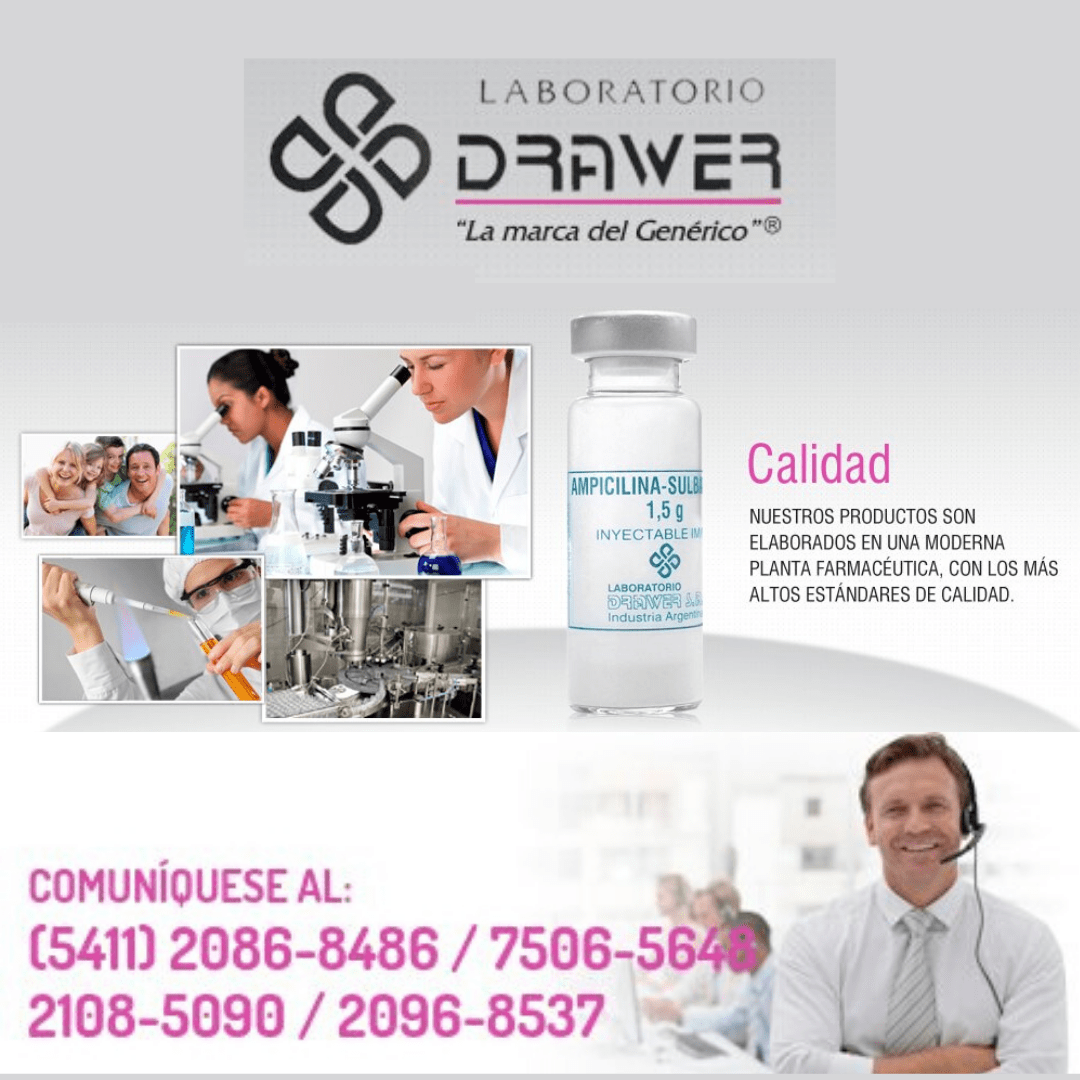 Laboratorio Drawer